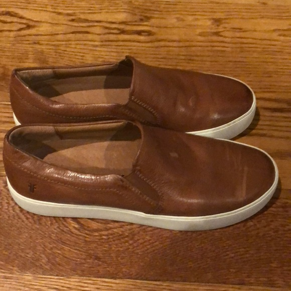 Frye Shoes | Lena 85 Medium Cognac